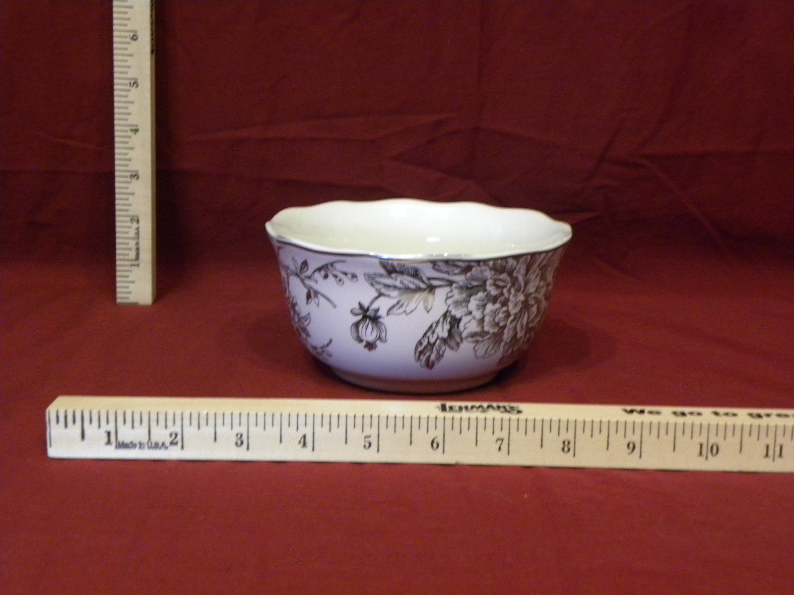 ornate bowl apex scenic design